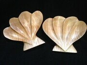 Sea Shell Snackers/Standing Sculptures