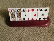 Playing Card Holder - Sample only
